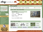 Australian Ebay Concept - Bid Confirm Page
