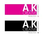 Logo Design. AK Creative. (2011)