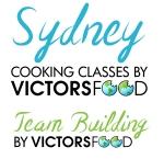 Logo Design. Sydney Cooking Classes. (2015)