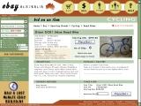 A Design Concept for an Australian Ebay Interface (circa2006)