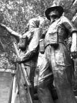 ANZAC War Memorial Statue, Brisbane Australia