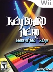 Keyboard Hero Cover Design - A concept for the Guitar Hero Series by Activision