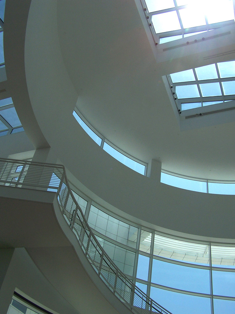 Buildings As Art The J Paul Getty Center Los Angeles