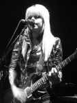 Orianthi Live in Sydney - Black and White