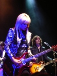 Orianthi Live in Sydney - Guitar Strobe Light Colour