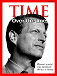 Time Magazine Cover: Gore wins 2000 election