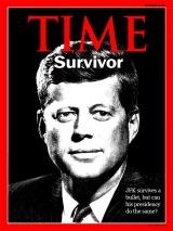 Alternate History: Time Magazine Covers : JFK survives, Sarah Palin President 2012, Al Gore President2000