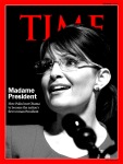 Time Magazine Cover: Sarah Palin wins 2012 election