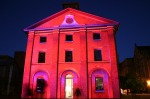 Sydney Vivid Light Festival - Hyde Park Barracks