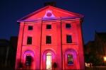 Sydney Vivid Light Festival - Hyde Park Barracks