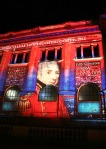 Sydney Vivid Light Festival - State Library of NSW, Lachlan Macquarie image