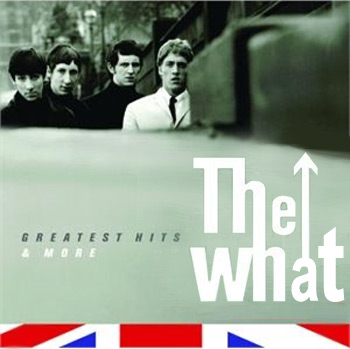 Album Opposite Mashup: The Who Cover. N.Hayter.