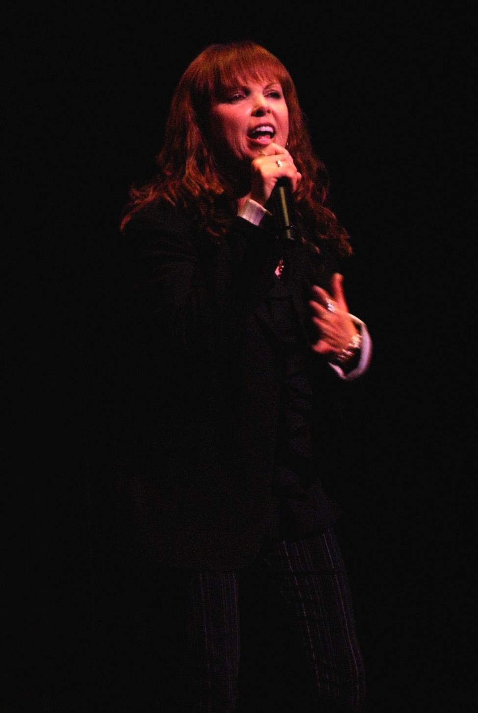 Pat Benatar Tour  Review