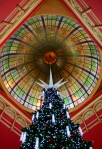 Queen Victoria Building (QVB) Christmas Tree 2010. N.Hayter 2010