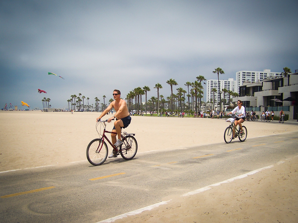 Images From Californian Coastal Bike Rides Part 2 Santa