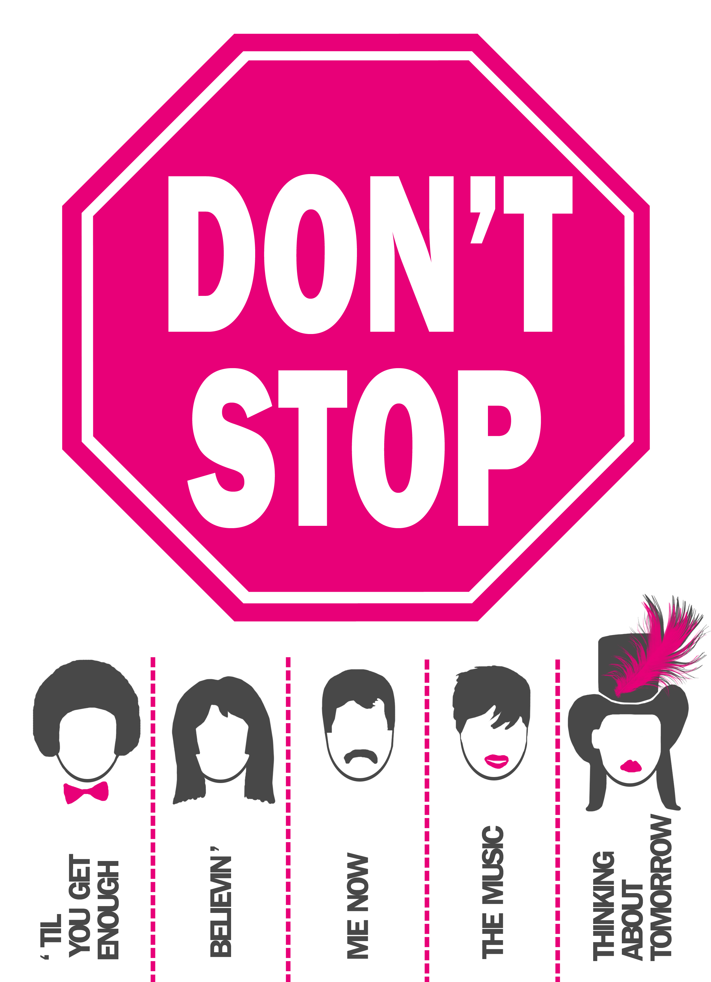 Street Art Tee Concept Don T Stop Designedbynatalie