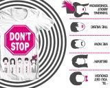 Street Art Tee Concept – Don'tStop…