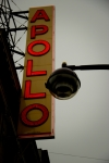 Apollo Theatre Harlem NYC. N.Hayter 2012