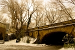 Denesmouth Arch Central Park NYC. N.Hayter 2012