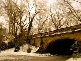 Images of New York City in the Winter