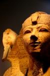 Egyptian Bust Metropolitan Museum NYC. N.Hayter 2012