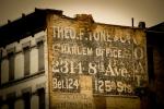 Harlem Billboard NYC. N.Hayter 2012
