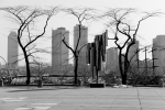 Outside UN Building NYC. N.Hayter 2012