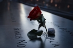 Rose WTC Memorial NYC. N.Hayter 2012