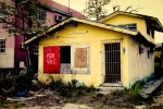 Abandoned House Nassau Bahamas 2. N.Hayter 2012.