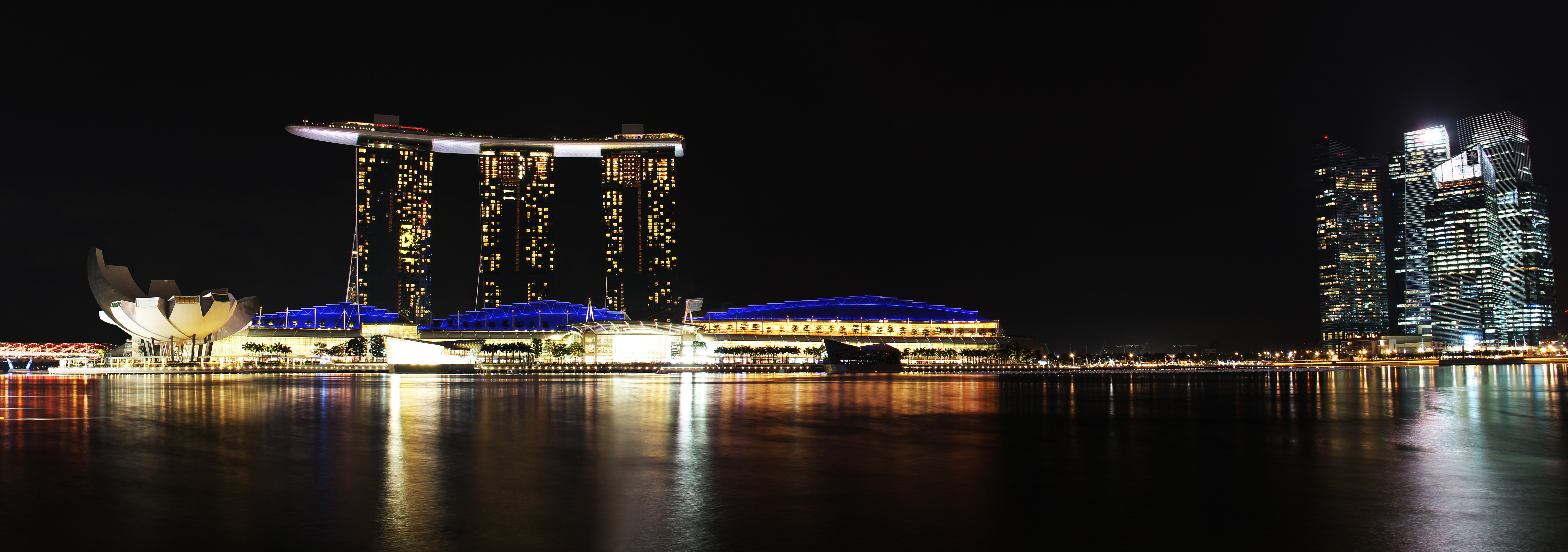 A Visit To The Top Of The Marina Bay Sands In Singapore ...