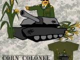 Corn Colonel – New TeeDesign