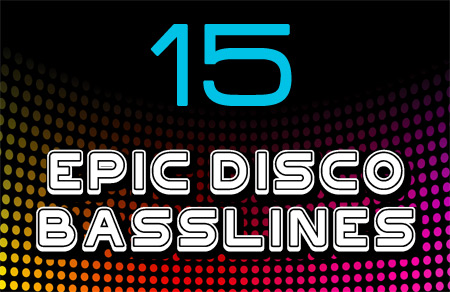 15 Disco Songs with Epic Basslines | DesignedbyNatalie