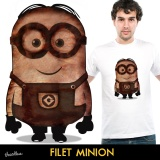 Filet Minion – New Tee Design – Scoring on Threadless